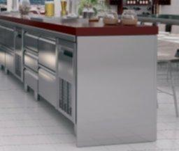 Mesas frías  / bajomostradores